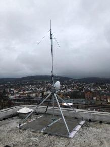 Antenne von Radio St-Wendel (Bild: ©Stephan Schwenk)
