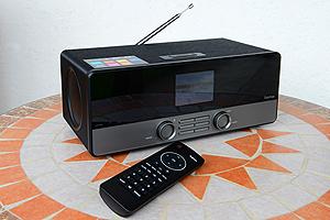 DAB-Digitalradio (Bild: S. Grünig, Krattigen)