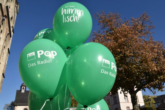 """ERF Pop-Aktion: """"Du bist himmlisch"""" (Bild: ERF Medien)"""