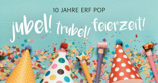10 Jahre ERF Pop (Bild: ERF Medien)