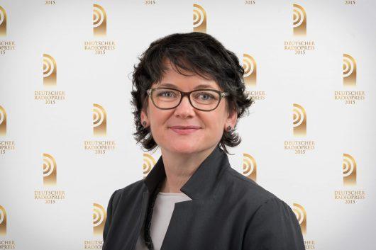 Frauke Gerlach (Bild: ©Deutscher Radiopreis)