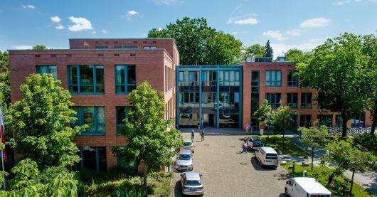 Gebäude des rbb in Potsdam (Bild: ©rbb/Gundula Krause)