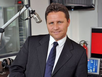 Stephan Schwenk (Bild: The Radio Group)