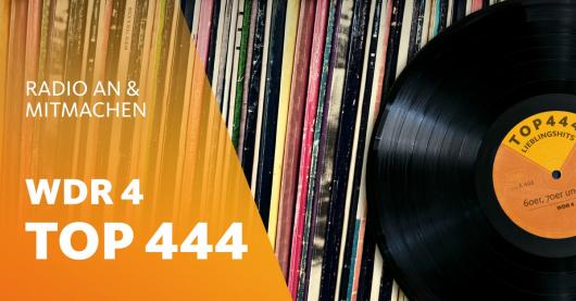 TOP 444: WDR4 sendet Hitparade live aus Essen und Recklinghausen