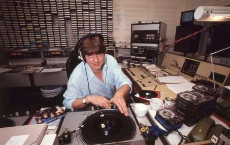 Walter Freiwald bei Radio Gong 96,3 (Bild: privat)