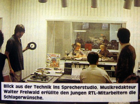 Walter Freiwald (Foto: privat aus: hallo RTL-Club Magazin)