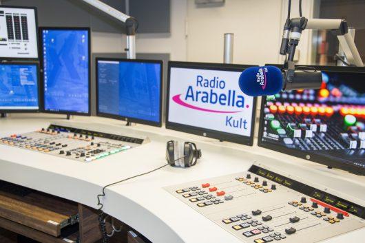 Radio Arabella Kult-Studio (Bild: ©Radio Arabella)