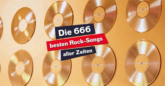 Die 666 besten Rocksongs aller Zeiten (Bild: ROCK ANTENNE)