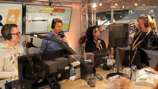Die WDR4 TOP 444 aus gäsernem Studio (Bild: ©WDR)