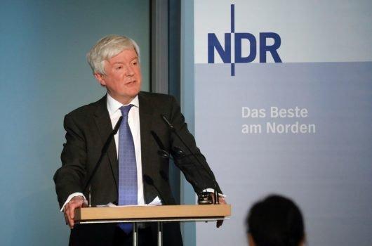 BBC-Generaldirektor Tony Hall (Bild: ©NDR/Morris Mac Matzen)