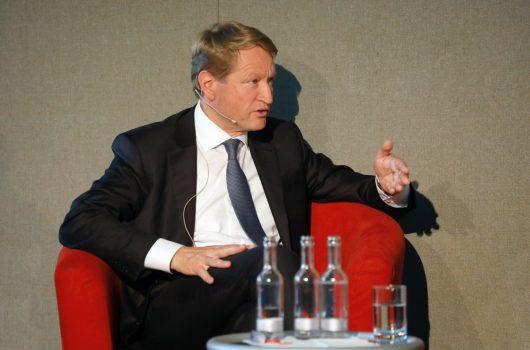 ARD-Vorsitzender Ulrich Wilhelm (Bild: ©NDR/Morris Mac Matzen)