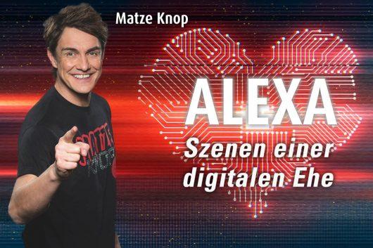 """""""Matze Knops Alexa – Szenen einer digitalen Ehe"""" (Bild: Antenne Niedersachsen)"""
