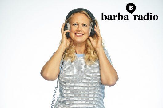 """Barbara Schöneberger macht die """"barba radio Show"""" auf UKW (Bild: ©REGIOCAST)"""