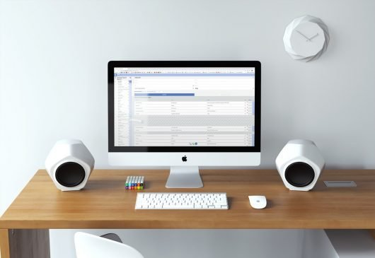 DJ-Backend (Desktop) (Bild: ©laut.fm)