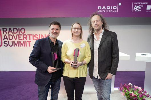 Gewinner Audience Award des Radio Advertising Award 2019 (Bild: ©Radiozentrale)