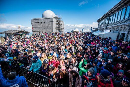 Radio Brocken Osterspaß: Angekommen auf dem Gipfel