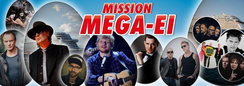 radio SAW Mega-Ei zu Ostern