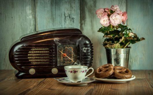 Retro-Radio (Bild: Pixabay)