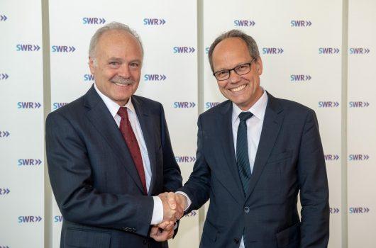 Kai Gniffke wird neuer SWR Intendant Erster Chefredakteur ARD-aktuell löst Peter Boudgoust ab (Bild: ©SWR/Alexander Kluge)