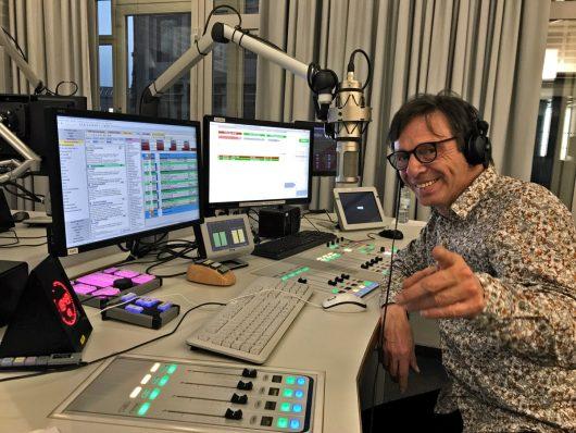 Radiomoderator Purple Schulz (Bild: ©Ben Schulz)