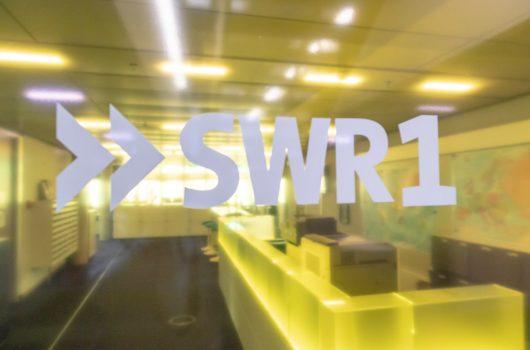 SWR1 Eingang Sendezentrum (Bild: ©SWR)