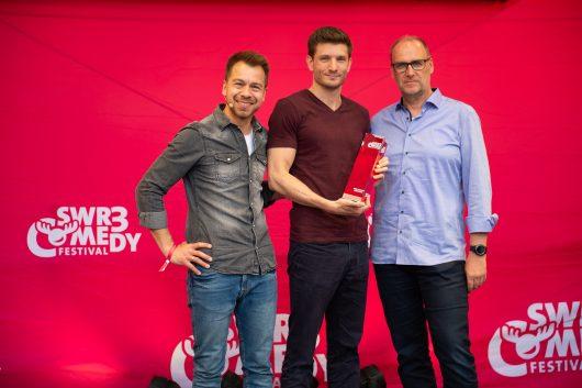 SWR3 Comedy Festival 2019 (©Bjoern Pados)