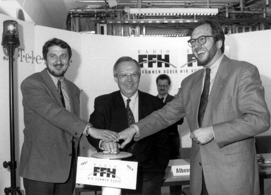 FFH-Sendestart (Bild: ©FFH)