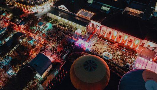 Das SWR3 New Pop Festival feiert in diesem Jahr sein 25. Jubiläum und legt dabei einen Schwerpunkt auf das Thema Nachhaltigkeit. (Bild: ©SWR)