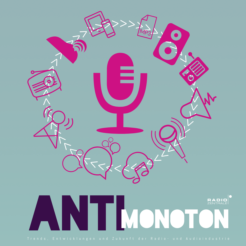 Antimonoton: Radiozentrale startet eigene Podcastreihe
