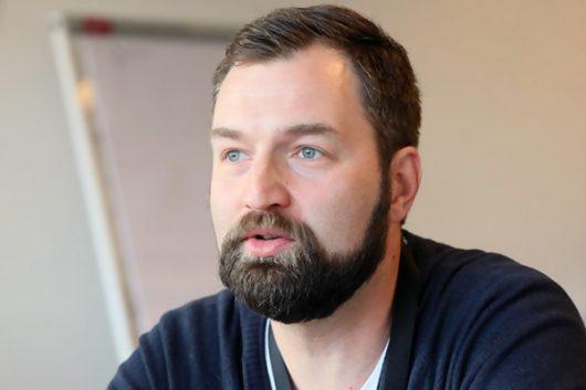 Marcel Tuljus (Bild: ©Lokalrundfunktage)