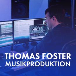 Thomas Foster Musikproduktkion