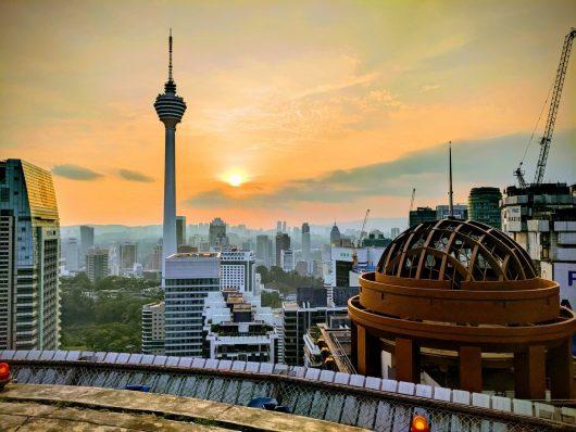 Radiodays Asia in Kuala Lumpur, Malaysia (Bild: James Cridland)