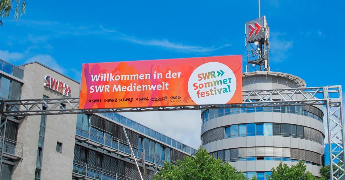 SWR Sommerfestival 2019 vom 15.-18. August