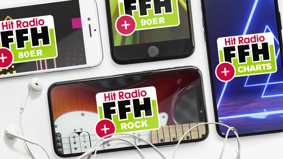 FFH+: Hörer können wählen, welche Art von Musik im Programm läuft