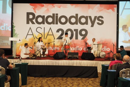 Drums of Asia, Malaysia (Bild: ©Radiodays Europe Asia)