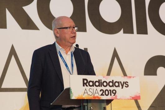 Radiodays Europe & Radiodays Asia-Gründer Anders Held
