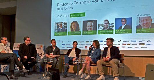 Podcast-Formate-Lokalrundfunktage 2019 (Bild: ©Ulrich Köring)