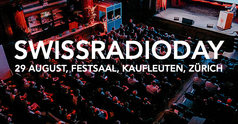 20 Jahre SwissRadioDay am 29. August