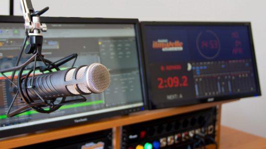 Radio Ilmwelle-Studio (Bild: ©Radio Ilmwelle)
