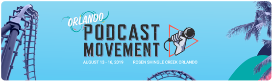Podcast Movement 2019