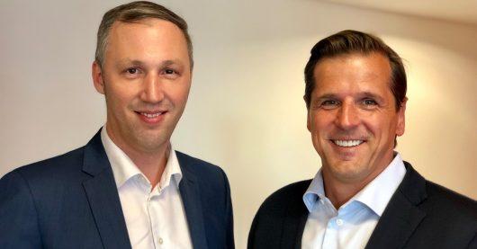 Carsten Dicks und Olaf Hopp (Bild: ©APR)