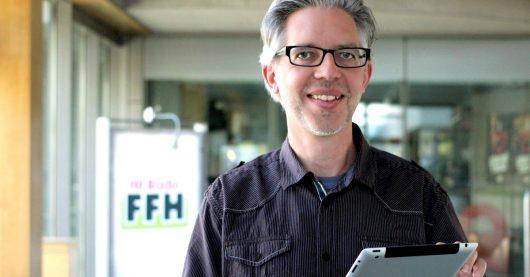 Digital-Chef Roger Hofmann im Interview über FFH+ (Bild: ©FFH)