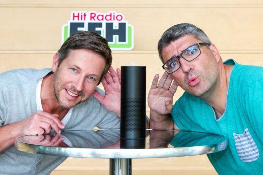 Dirk Haberkorn und Boris Meinzer (Bild: ©FFH)