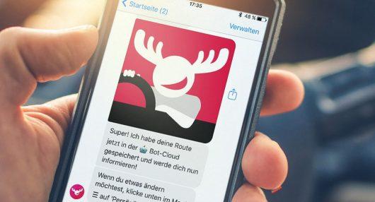 Deutscher Radiopreis SWR3 ElchBot (Bild: ©SWR/Südwestrundfunk)