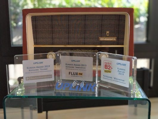 Deutschlandradio, Radio B2 und FluxFM werden ausgezeichnet (Bild: ©UPLINK)