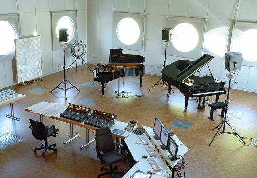 SWR- Experimentalstudio für Akustische Kunst e. V. Freiburg (Bild: ©SWR/Klaus Fröhlich)