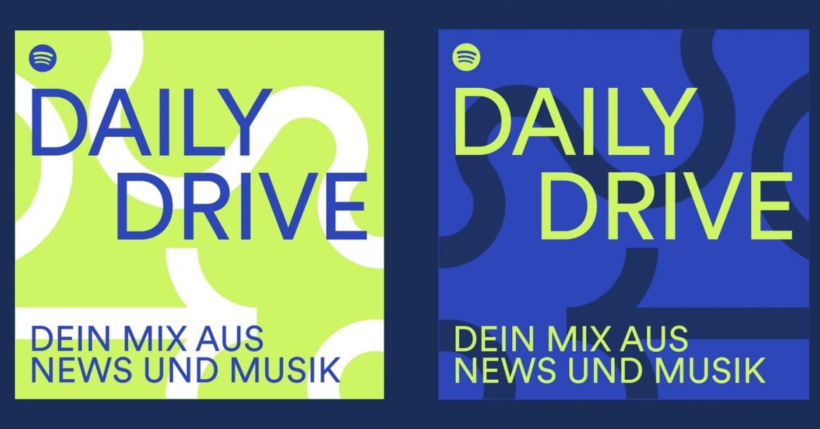 """Spotify startet """"Daily Drive"""" in Deutschland"""