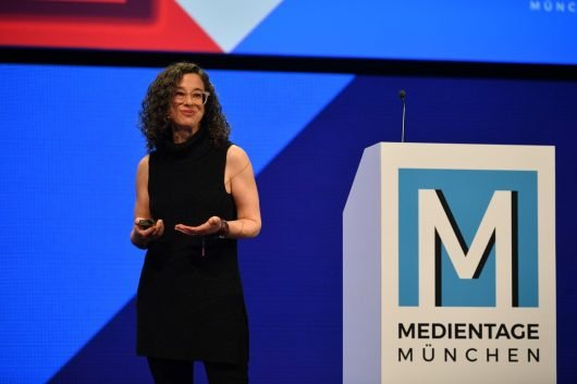 Tamar Charney (Bild: Medientage München)