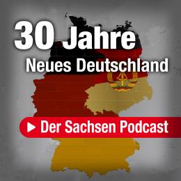 """Der neue R.SA Podcast: """"30 Jahre in einem neuen Land"""""""