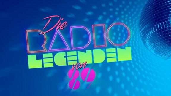 Radiolegenden von 1989 auf MDR THÜRINGEN – Das Radio